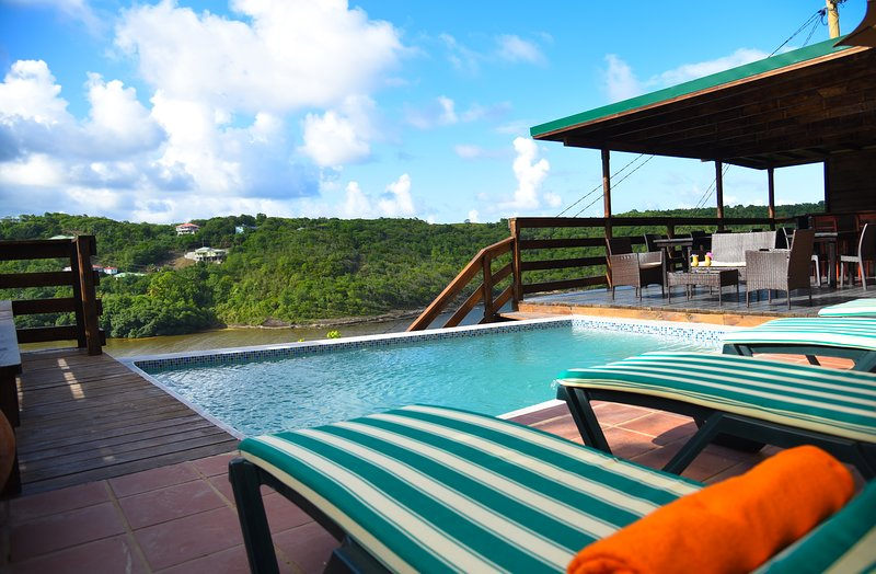 Miskard Suite, alquiler de vacaciones en Praslin Quarter