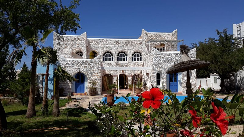 Essaouira l'ombre Bleue, location de vacances à Essaouira