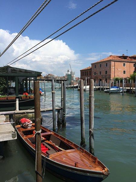 Vista sul canale, holiday rental in Giudecca