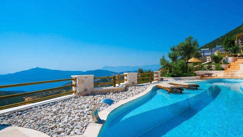 Villa Manzara, holiday rental in Bezirgan