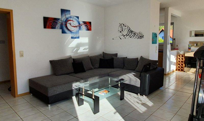 Connys Appartement/Ferienwohnung, alquiler de vacaciones en Wolfstein