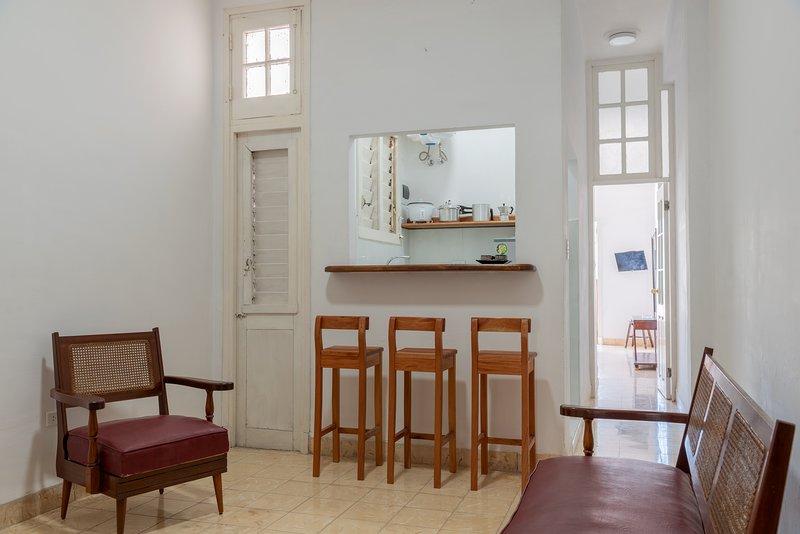 Apartamento Alfa, holiday rental in Ciudad Guzman