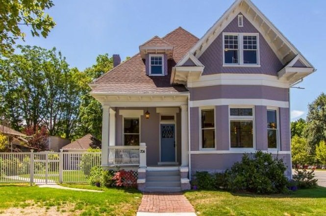 Victorian Charm 4 bedroom in Downtown SLC walking distance to Liberty Park, holiday rental in Salt Lake City