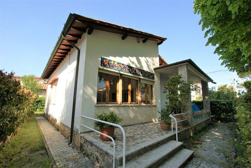 Il Rifugio, holiday rental in Forte Dei Marmi