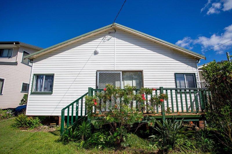 CASA DEL WATERS - Wooli, NSW, holiday rental in Minnie Water