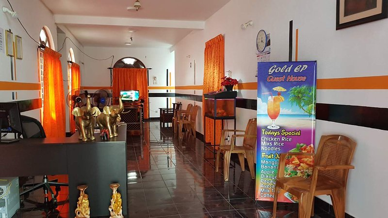 Gold EP Guest House, vacation rental in Katana