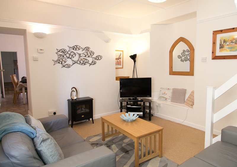 The Retreat, vacation rental in Porthleven