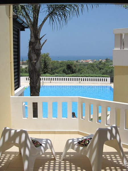 Villa Pandora Angela and Michalis, holiday rental in Maleme