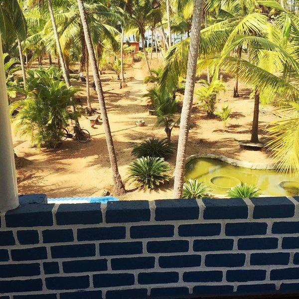 Silver Sands Beach Villa, vakantiewoning in Kundapur