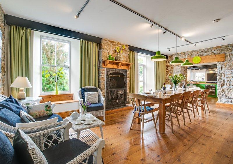 Boslandew House, vacation rental in Paul