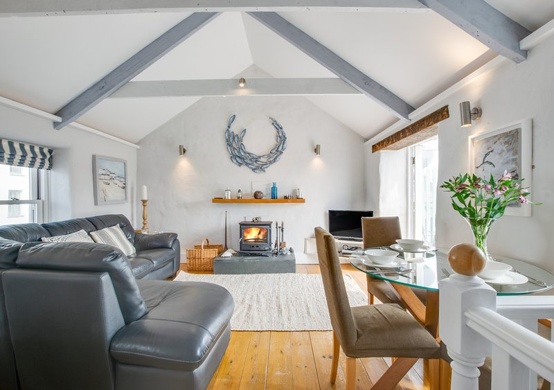 Ebenezer Cottage, vacation rental in Porthleven