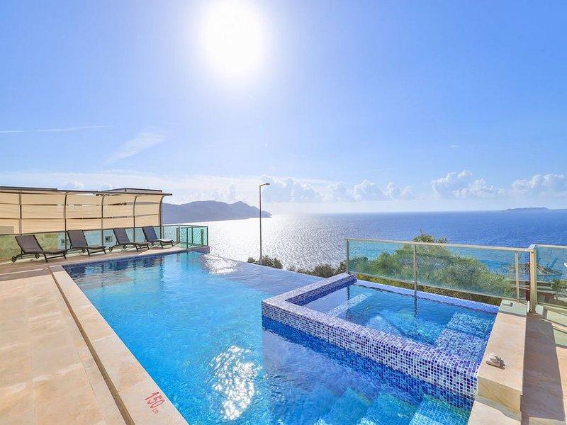 Villa Aida, Kas Peninsula, Ferienwohnung in Kas