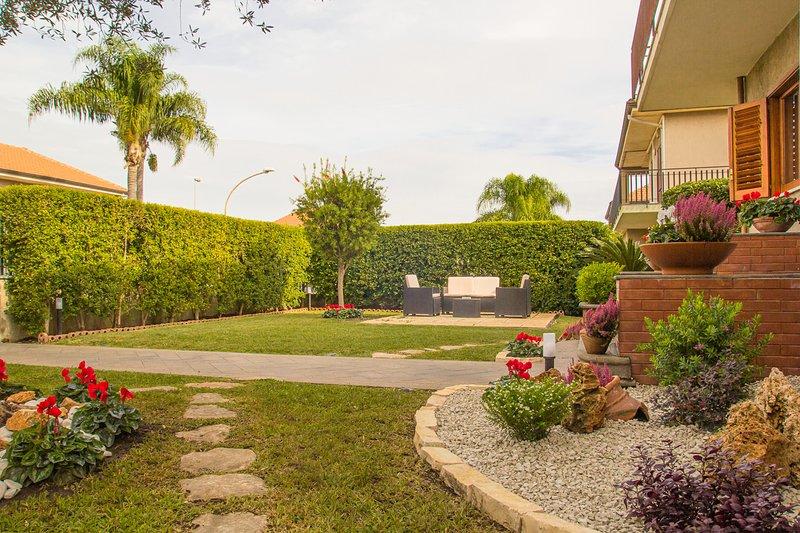 Lillà - Home and Garden, alquiler vacacional en Riposto