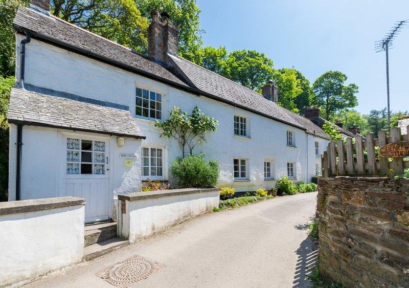 Hope Cottage, holiday rental in Gillan