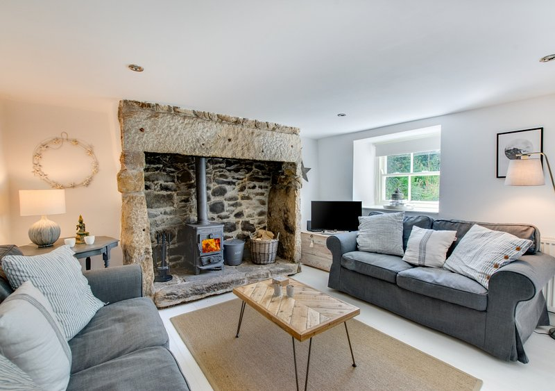 Jobs Cottage, vacation rental in Trenwheal