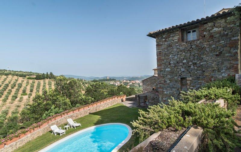 Agriturismo Borgo Spagnoli, alquiler vacacional en Torricella di Magione