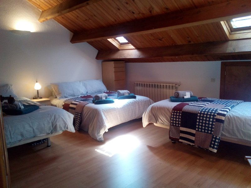 Amazing house with mountain view, holiday rental in Ordino