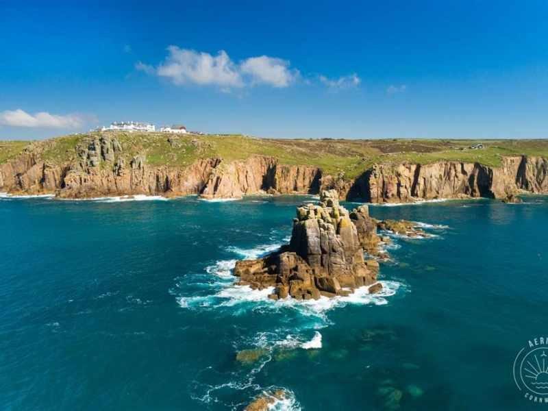 Lands End - Antena Cornwall