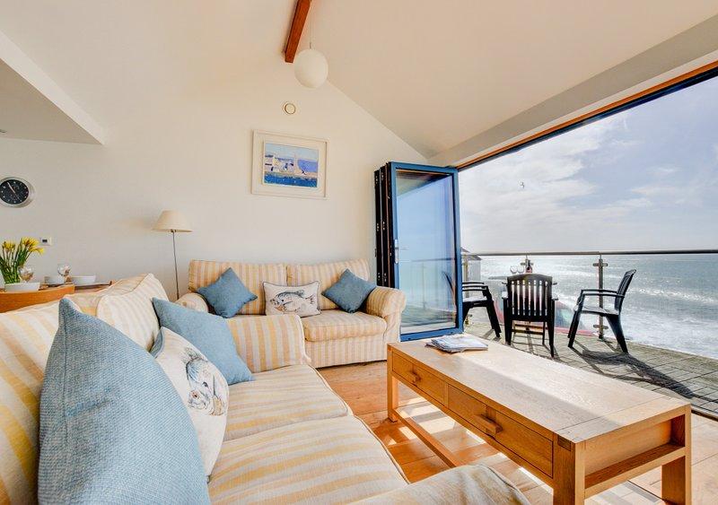 Ocean Blue, location de vacances à Porthleven