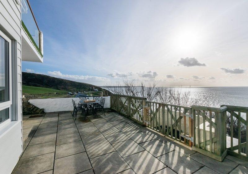 Ocean View, location de vacances à Porthleven