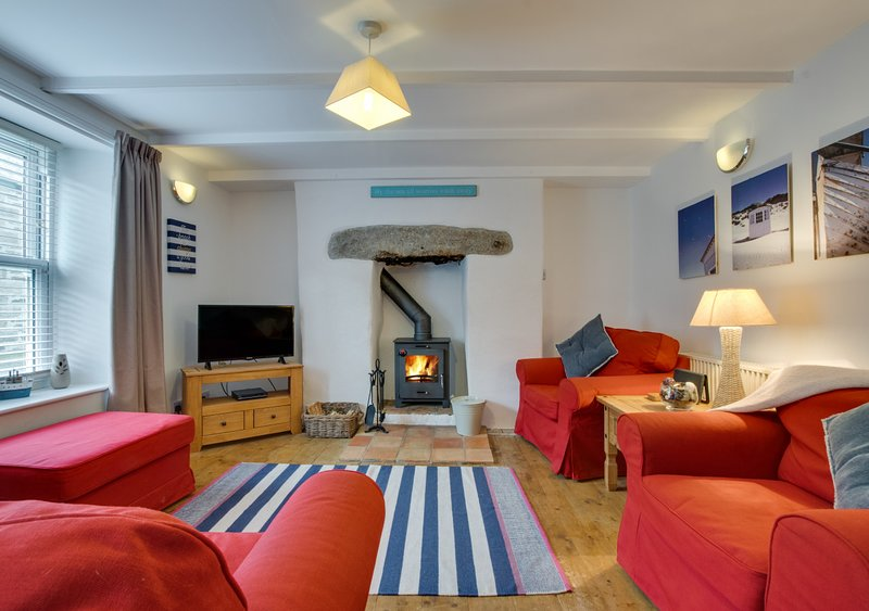 Sea Salt Cottage, casa vacanza a Sithney