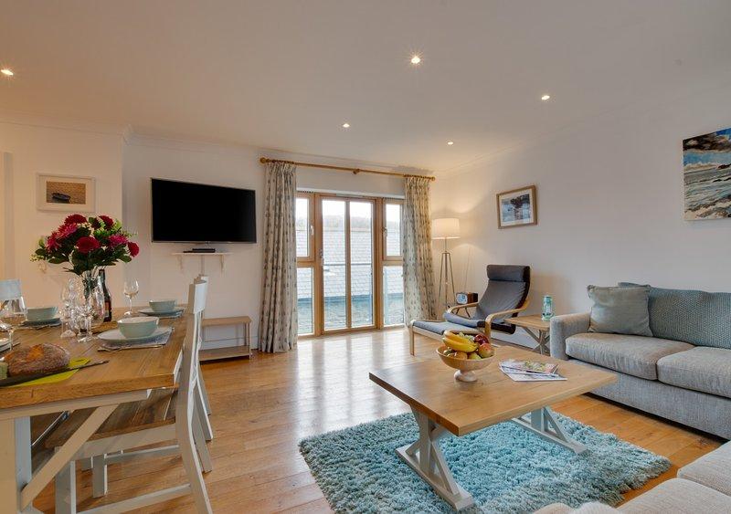 Seahorse Apartment, location de vacances à Porthleven