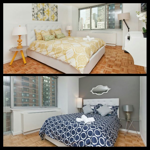 101 West End Ave, Apt 12BB, vakantiewoning in New York