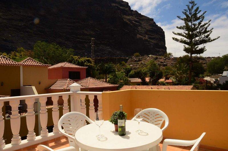 Gualda Atico, holiday rental in Vueltas