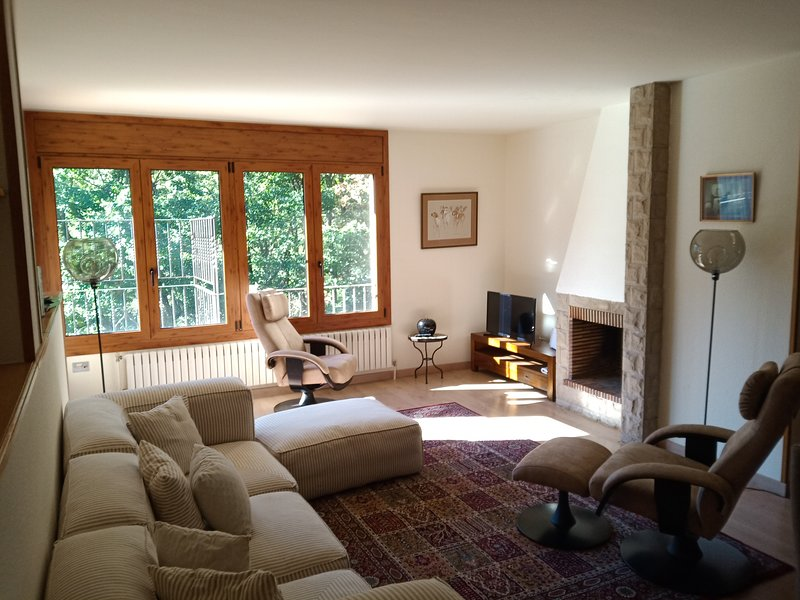 Amazing apt with mountain view, holiday rental in Ordino