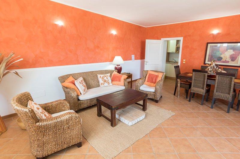 Appartamento Lago Trasimeno - 5 posti letto, alquiler vacacional en Torricella di Magione