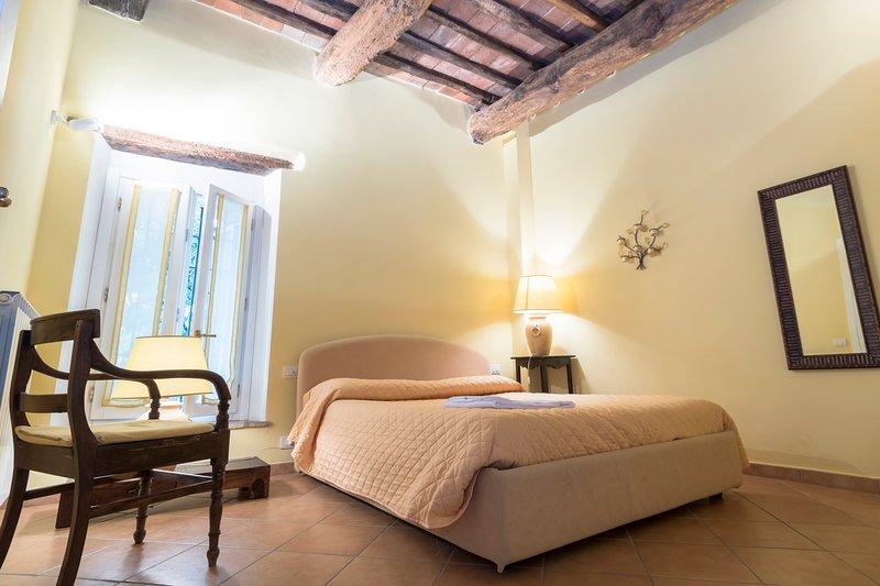 Appartamento per famiglie in campagna vicino al Lago Trasimeno, alquiler vacacional en Torricella di Magione
