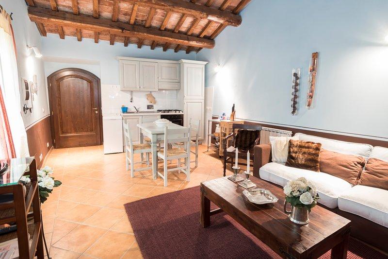 Business Apartment, alquiler vacacional en Torricella di Magione