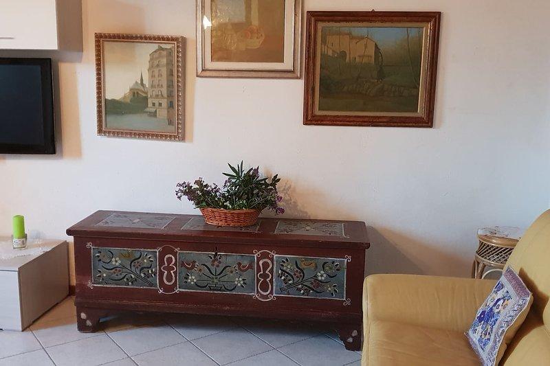Nice apartment with terrace, casa vacanza a Bientina