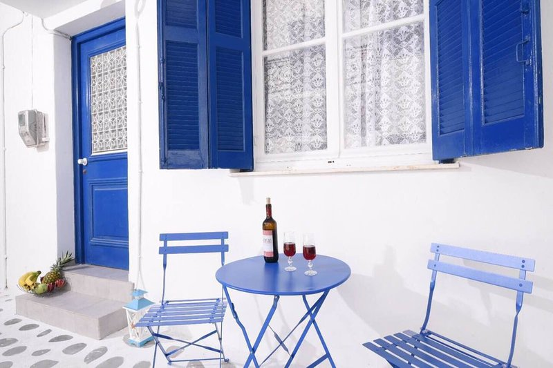 Old Town Traditional House, holiday rental in Parasporos
