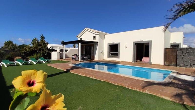 Villa Bol-Can, vacation rental in Playa Blanca