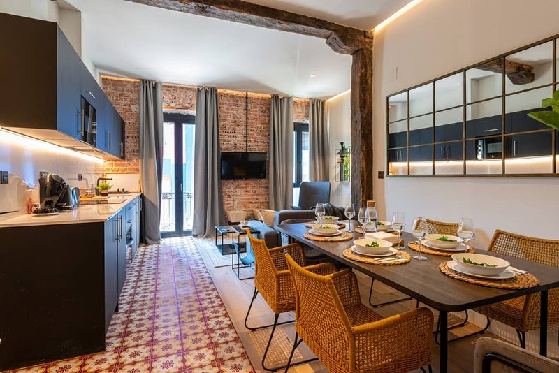 Class Bilbao Piso Diseño  A/C Elegante Funcional, holiday rental in Orozko