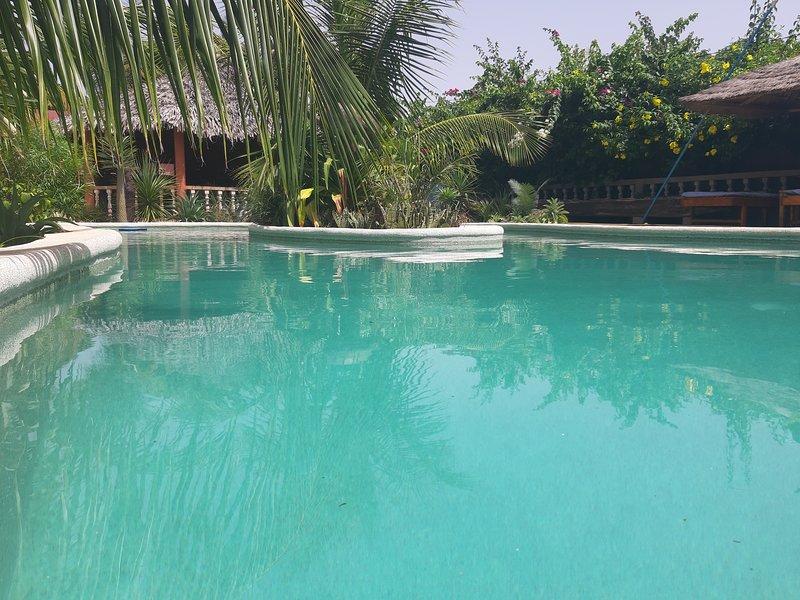 ' Le Village de Bao '   Votre Villa Privée à Ndangane, location de vacances à Fimela