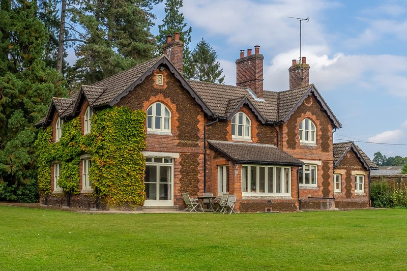 Garden House, holiday rental in Dersingham