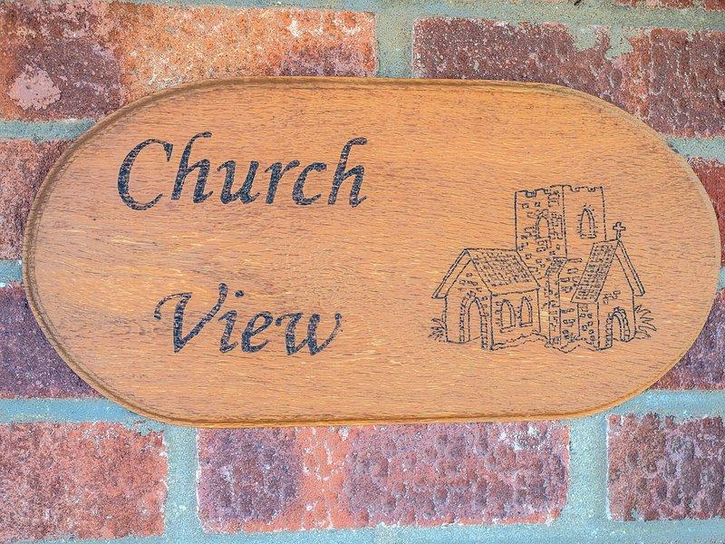 Gracias por visitar Church View