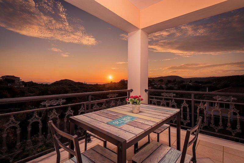 Sunset House, aluguéis de temporada em Keri Village