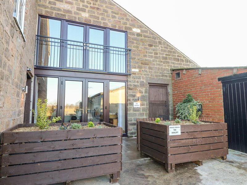 The Hayloft, Spofforth, holiday rental in Tockwith