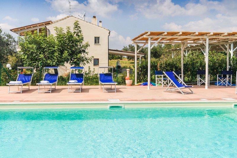 VILLA ALBA, vacation rental in Cupra Marittima