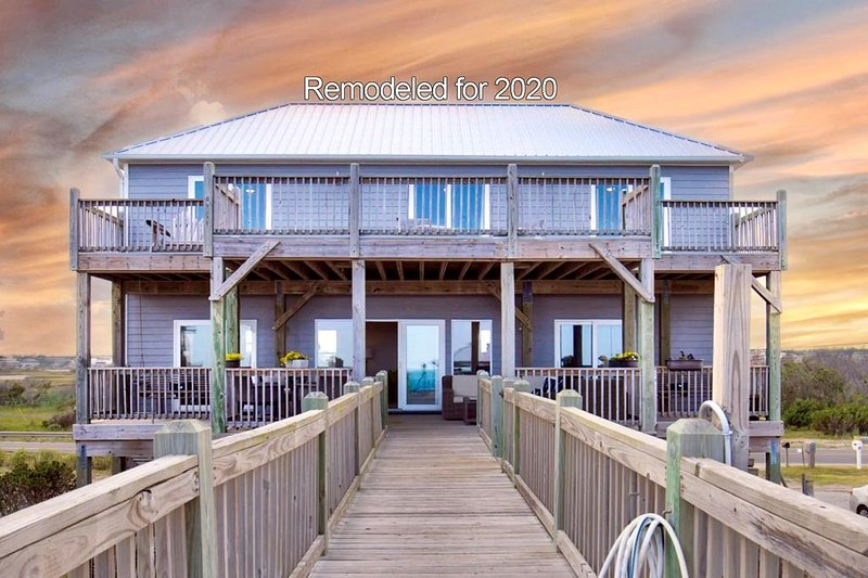 New River Inlet Rd 1208 -4BR_SFH_OF_12, vacation rental in Jacksonville