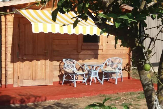Bungalow, holiday rental in Pago del Humo