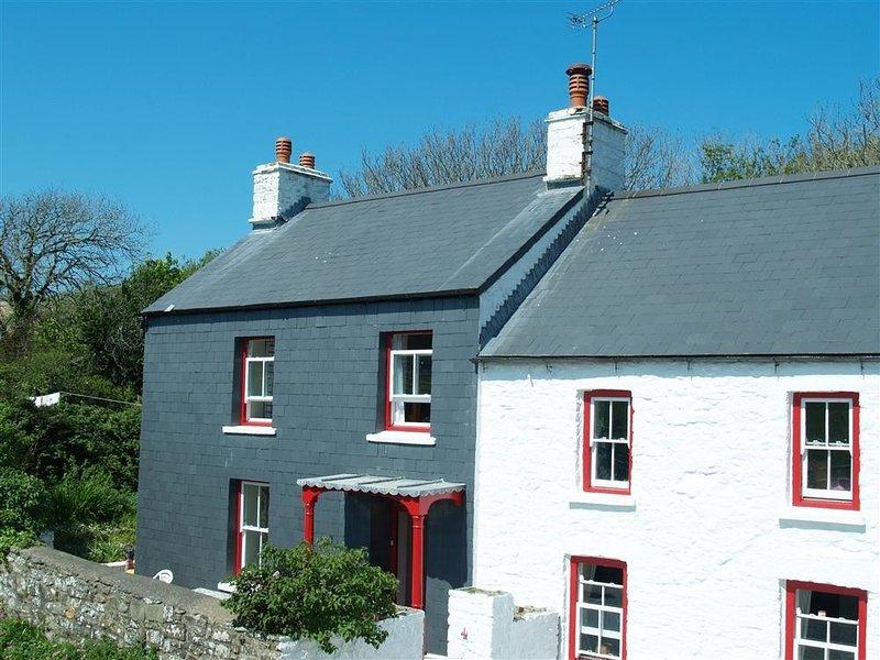 Dinas Island Cottage, Dinas Cross, alquiler de vacaciones en Newport -Trefdraeth