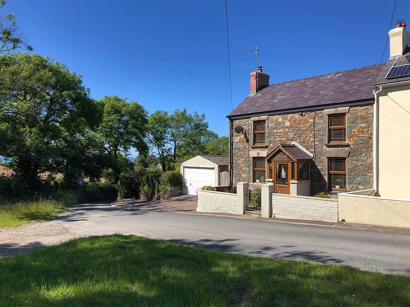 Greenbanks, Dinas Cross, alquiler vacacional en Newport -Trefdraeth