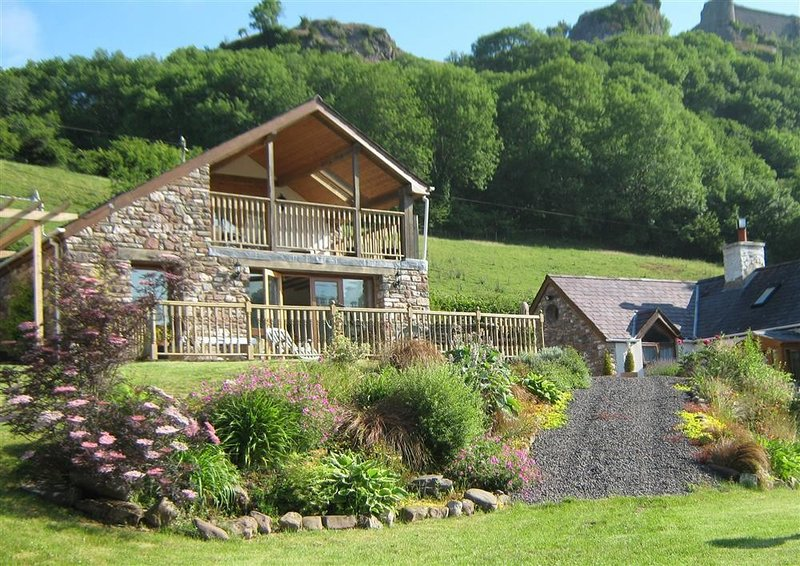 DAN CASTELL COTTAGE, 1 bedroom, Carmarthenshire, holiday rental in Tycroes