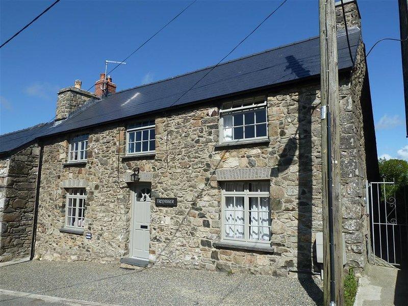 TREFASSER, 2 bedroom, Pembrokeshire, location de vacances à Cilgwyn