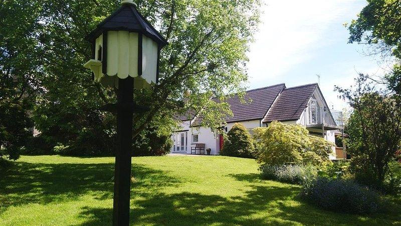 Pond Cottage, New Quay, aluguéis de temporada em Talgarreg