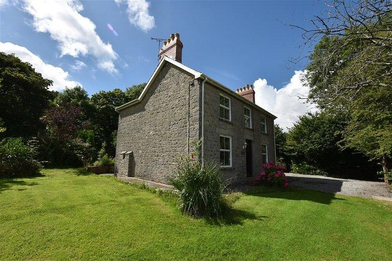 Rosalie, Pembroke, holiday rental in Lamphey